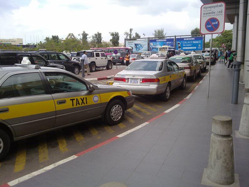 такси и афера Камбоджи
