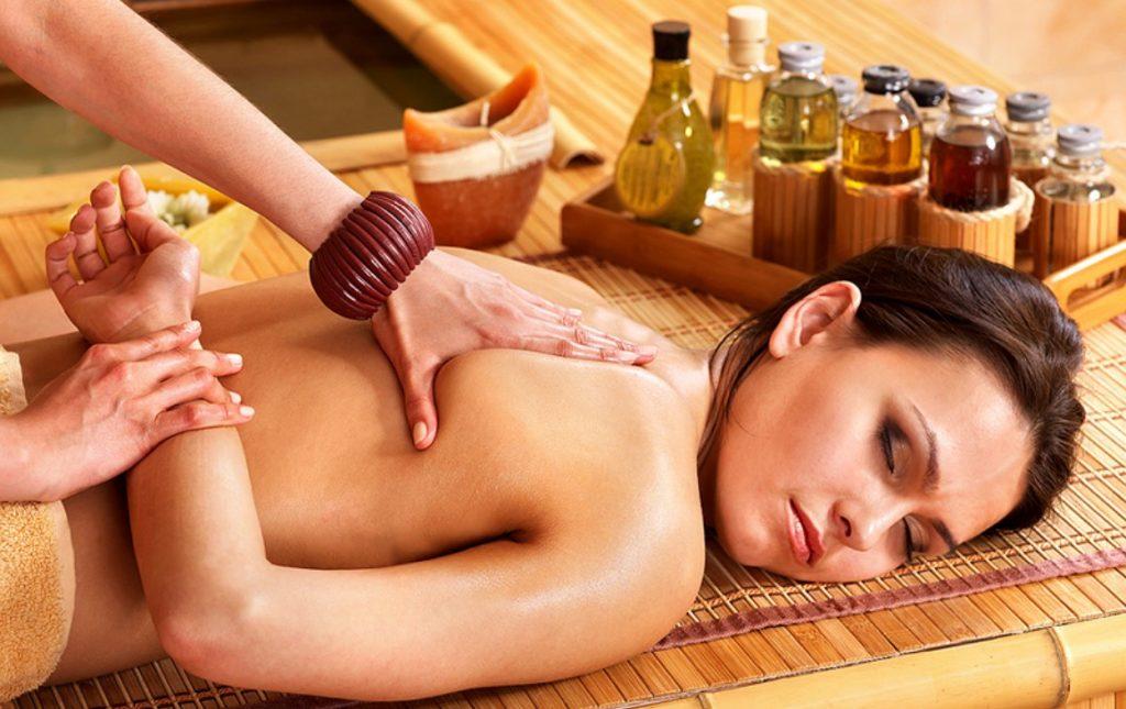 Тайский Аромамассаж или Массаж с маслами (Oil Massage)
