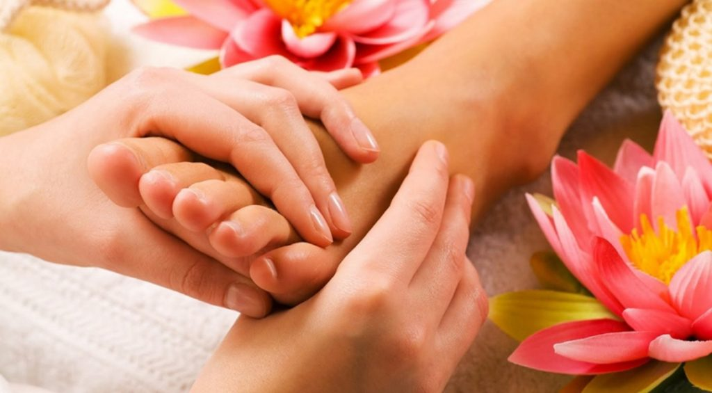 Тайский Фут-массаж или Массаж ног