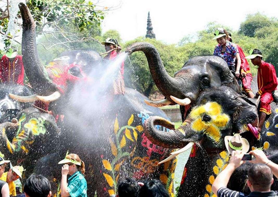 Тайский Новый Год — Сонгкран