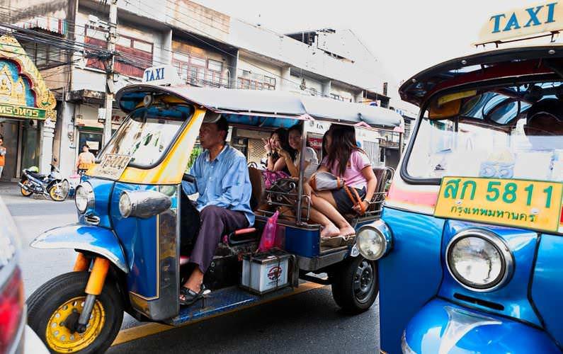 мошенничество Бангкока
