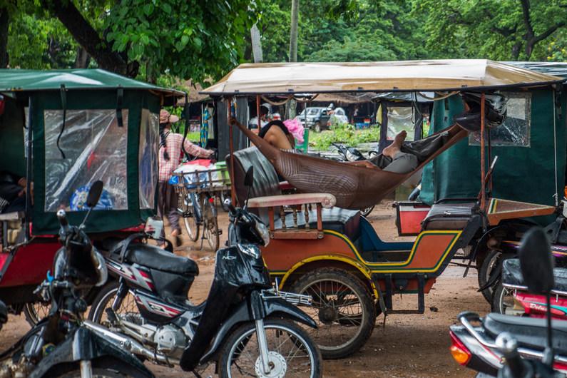 тук-тук и афера Камбоджи
