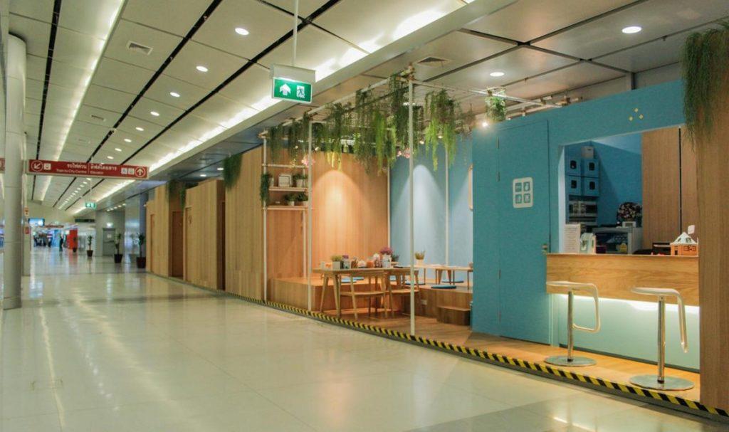 Отель Boxtel @ Suvarnabhumi Airport