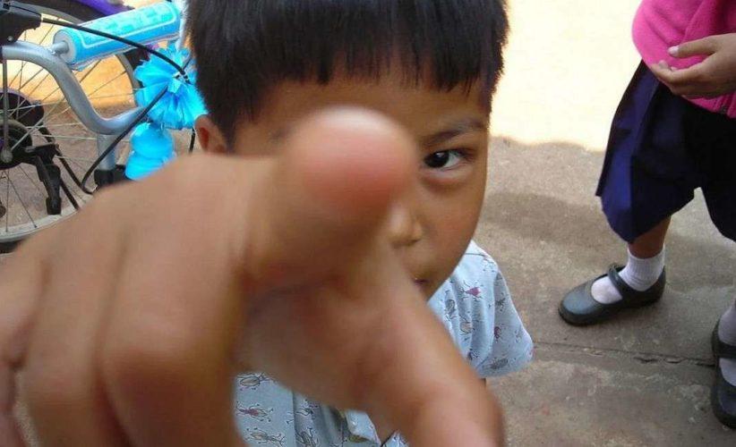 Не показывайте пальцем в Таиланде