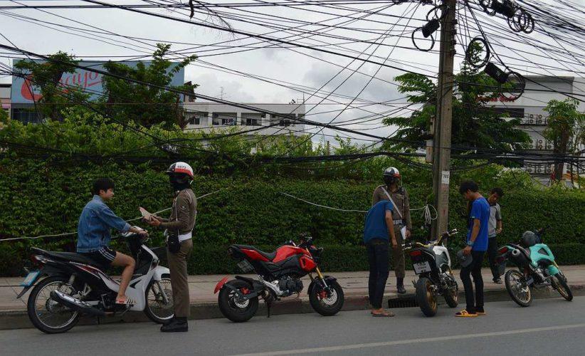 Тайская полиция